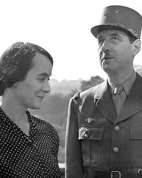 Шарль и Ивонна де Голль
