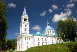 Спасо-Влахернский женский монастырь (Деденево)