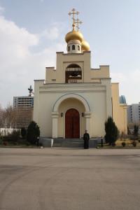 Церковь в Северной Корее