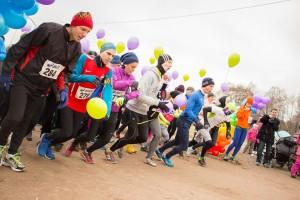 Благотворительный забег Balloon Run