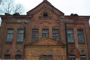 Восстановление старинных казарм Омского полка