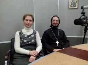 Алексей Юсупов и Мария Прищепова