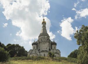 Церковь Преображения Господня Остров