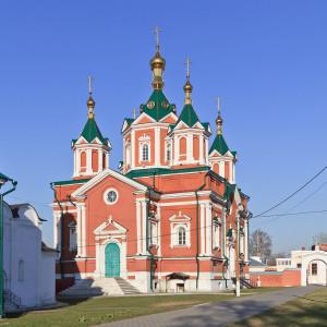 Успенский Брусенский женский монастырь (Коломна)