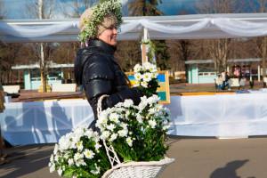 День благотворительности «Белый цветок» на ВДНХ