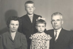 Иосиф Марченко и Зинаида Туснолобова