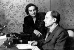 Степан и Валентина Гризодубовы