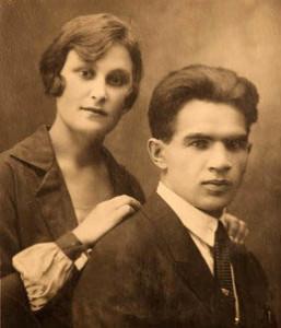 Василий и Валентина Чуйковы