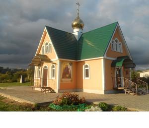 Смядынь. Храм Бориса и Глеба (Смоленск)