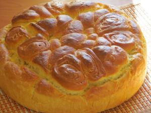 «Чесница» –  рождественское угощение сербов