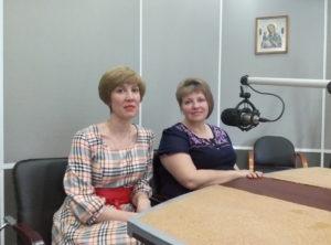Елена Гуцул и Татьяна Самошкина