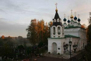 Храм Рождества Богородицы. (Рождествено–Суворово)
