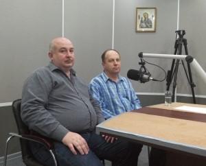 Игорь Дмитриев и Дмитрий Верховский