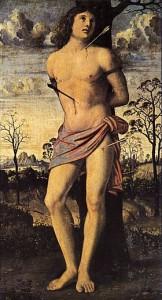 Святой мученик Себастьян