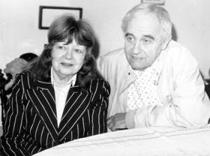Вячеслав Шумский и Людмила Шагалова