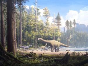 Загадка динозавров
