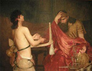 Цари Саул и Давид