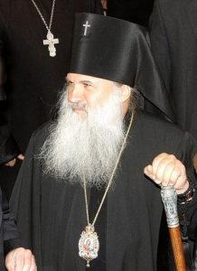 митрополитом Викентием