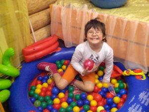 Самарский детский сад для детей с ДЦП