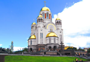 Храм-на-Крови (Екатеринбург)