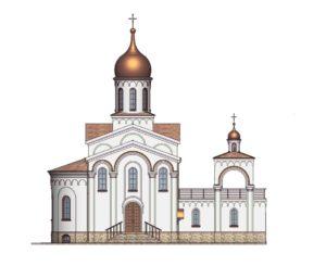 Храм в «Матросской тишине»