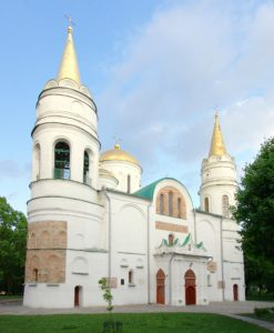 Спасо-преображенский собор (Чернигов)