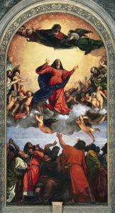 Вознесение Богородицы