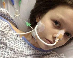 Спасительная химиотерапия для Даши Романовой
