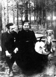 Борис и Анисья Ключевские