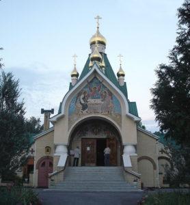 Джорданвилль: Русские монахи в Америке