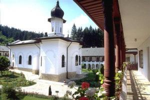 Монастырь Агапия (Румыния)