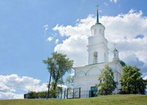 Черноисточинск. Церковь Петра и Павла