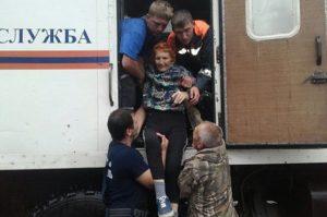 Помощь пострадавшим в Приморье