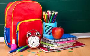 Все для школы в малообеспеченные семьи