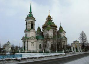 Быньги. Церковь Николая Чудотворца