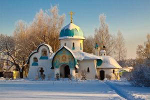 Церковь рождества богородицы (Надовражино)