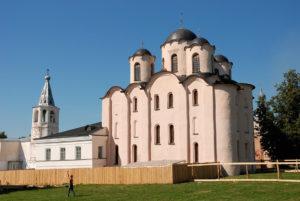 Николо-Дворищенский собор (Великий Новгород)