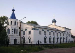 Свято-Николаевский храм (Кизел)
