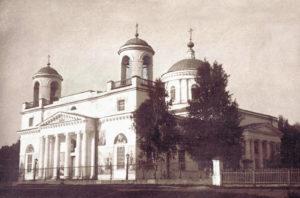 Спасо-Георгиевский Храма Млево