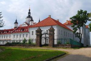 Благовещенский Супрасльский монастырь (Польша)