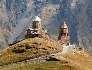 """Гергетоба – """"День духовной любви"""" в Грузии"""