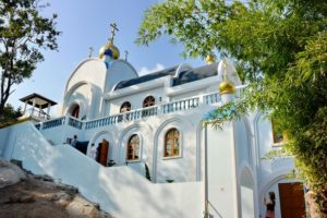 Вознесенский храм на Самуи