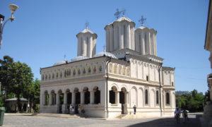 Патриархия в здании Парламента: Румынская Православная Церковь