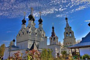 Свято троицкий женский монастырь