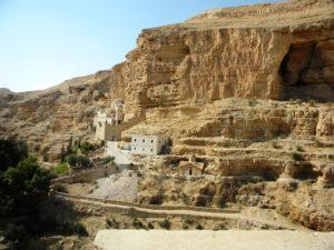 Монастырь св. Георгия Хозевита (Палестина)