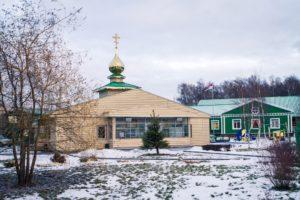 Храм Димитрия Донского в Северном Бутове