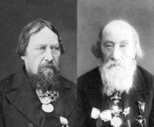 Григорий и Фёдор Каменские