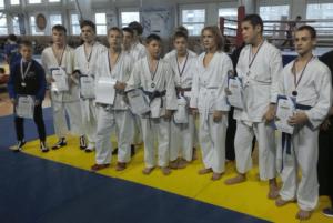 Занятия по рукопашному бою для воспитанников детского дома «Оленёнок»