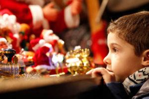 Первая Рождественская ёлка в Петрозаводске