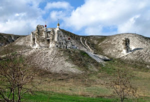 Белогорский Воскресенский монастырь (Белогорье)